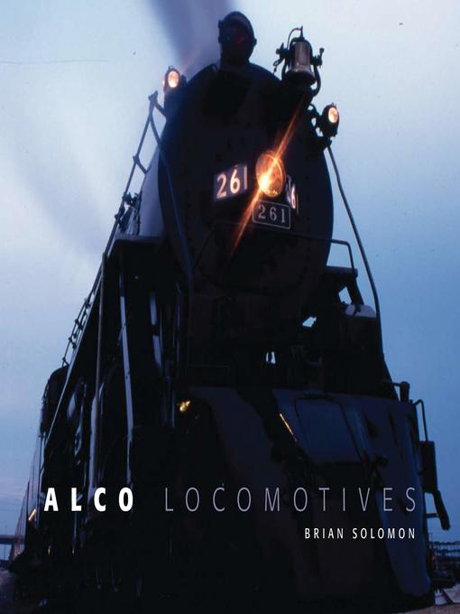 Alco Locomotives (eBook)