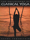 The Philosophy of Classical Yoga (eBook)