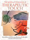 The Spiritual Dimension of Therapeutic Touch (eBook)