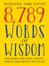 8,789 Words of Wisdom (eBook)