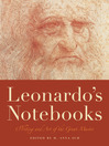 Leonardo's Notebooks (eBook): Writing and Art of the Great Master