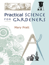 Practical Science for Gardeners (eBook)