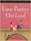Love Poetry Out Loud (eBook)