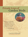 Private Lives of Garden Birds (eBook)