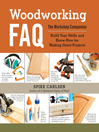 Woodworking FAQ (eBook)