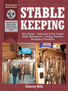 Stablekeeping (eBook): A Visual Guide to Safe and Healthy Horsekeeping