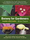 Botany for Gardeners (eBook)