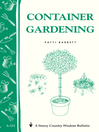 Container Gardening (eBook): Storey Country Wisdom Bulletin A-151