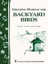 Creating Habitat For Backyard Birds (eBook)