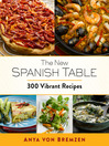 The New Spanish Table (eBook)