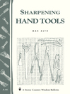 Sharpening Hand Tools (eBook): Storey's Country Wisdom Bulletin A-66
