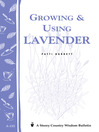 Growing & Using Lavender (eBook): Storey's Country Wisdom Bulletin A-155