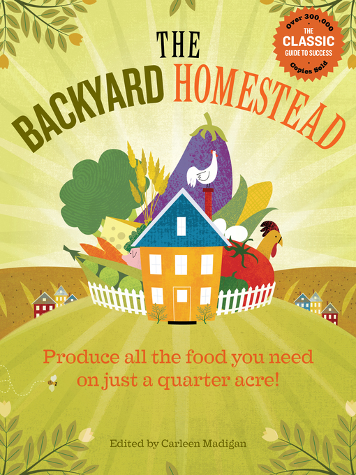 The Backyard Homestead (eBook)