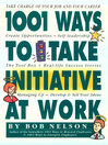 1001 Ways to Take Initiative at Work (eBook)