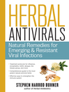 Herbal Antivirals (eBook): Natural Remedies for Emerging & Resistant Viral Infections