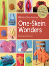 One-Skein Wonders (eBook)