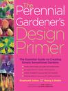 The Perennial Gardener's Design Primer (eBook)