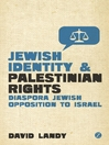 Jewish Identity and Palestinian Rights
