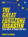 The Great Eurozone Disaster (eBook): From Crisis to Global New Deal