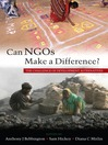 Can NGOs Make a Difference? (eBook): The Challenge of Development Alternatives