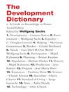 The Development Dictionary (eBook): A Guide to Knowledge as Power