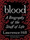 Blood (eBook)
