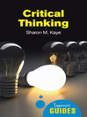 Critical Thinking (eBook): A Beginner's Guide