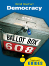 Democracy (eBook): A Beginner's Guide