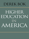 Higher Education in America (eBook)