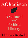 Afghanistan (eBook): A Cultural and Political History