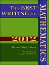 The Best Writing on Mathematics 2012 (eBook)