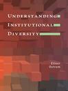 Understanding Institutional Diversity (eBook)