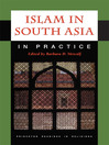 Islam in South Asia in Practice (eBook)