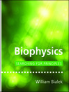 Biophysics (eBook): Searching for Principles
