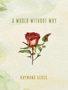 A World without Why (eBook)