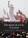 Democratic Faith (eBook)