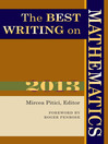 The Best Writing on Mathematics 2013 (eBook)