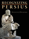Recognizing Persius (eBook)
