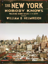 The New York Nobody Knows (eBook): Walking 6,000 Miles in the City