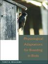 Physiological Adaptations for Breeding in Birds (eBook)