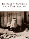 Between Slavery and Capitalism (eBook): The Legacy of Emancipation in the American South