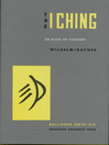 Cover image of The I Ching or Book of Changes