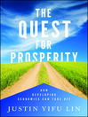 The Quest for Prosperity (eBook): How Developing Economies Can Take Off