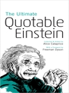 The Ultimate Quotable Einstein (eBook)