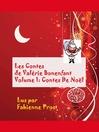 Les Contes de Valérie Bonenfant, Volume 1 (MP3): Contes Noël