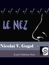 Le Nez (MP3)