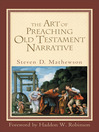 The Art of Preaching Old Testament Narrative (eBook)