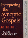 Interpreting the Synoptic Gospels (eBook)