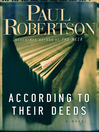 According to Their Deeds (eBook)