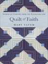 Quilt of Faith (eBook): Stories of Comfort from the Patchwork Life